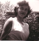 1952 Mary Lou del Gallego Farley
