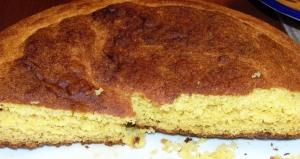 Southern Skillet Corn Bread