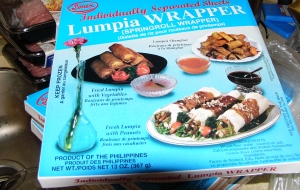 Lumpia - Wrappers