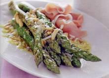 Asparagus - Italian Pan Grilled