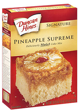 Cake Recipes That Use Candied Pineapple