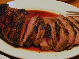 Tri-Tip with Gourmet Rub (Kiddo)