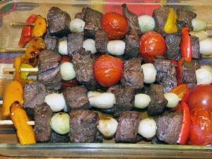 Beef - Beef Kaobobs 7-22-13