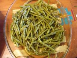 Stewed Green Beans