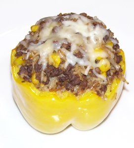 Stuffed Bell Pepper (1)