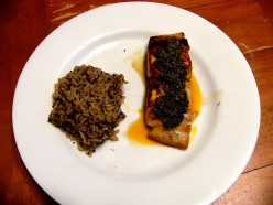 African Pan-Roasted Mahi with Chermoula