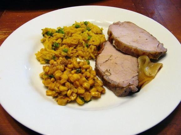 Pork - Colombo Pork (Carabbean) 04-13-2012 (2)