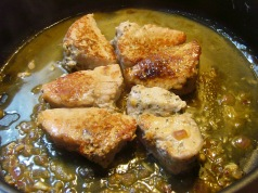 Pork Medallions in White Wine (1)