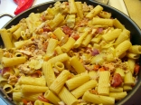 Rotini and Chicken Bake with Marinated Artichoke Hearts (4)