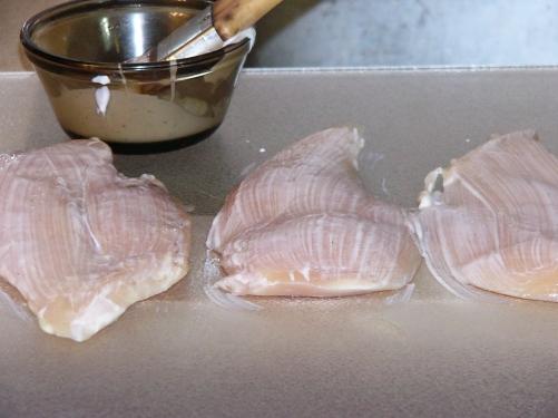 Breaded Ranch Chicken (3)