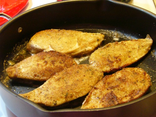 Breaded Ranch Chicken (6)