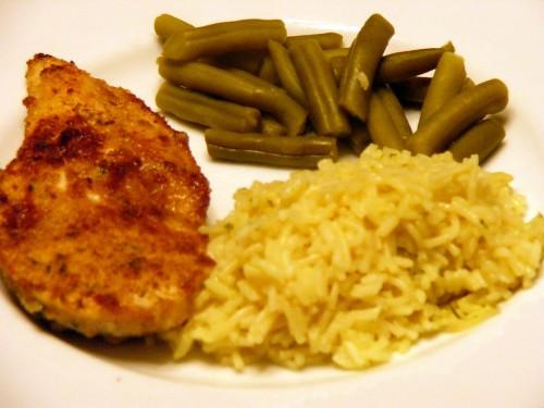 Breaded Ranch Chicken (8)