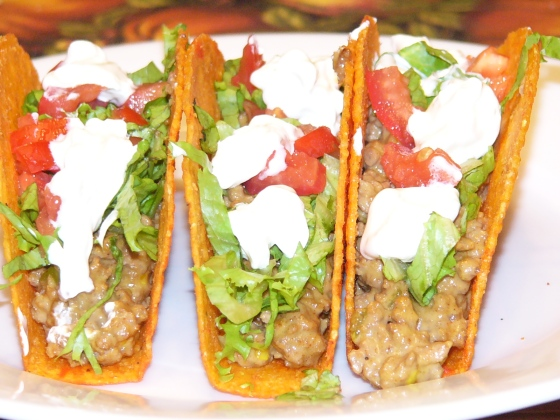 Top with sour cream, if desired. Serve and enjoy!