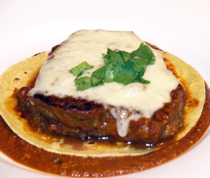 New Mexican Filet Mignon