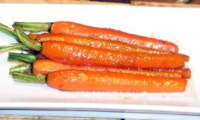 Glazed Carrots (2)