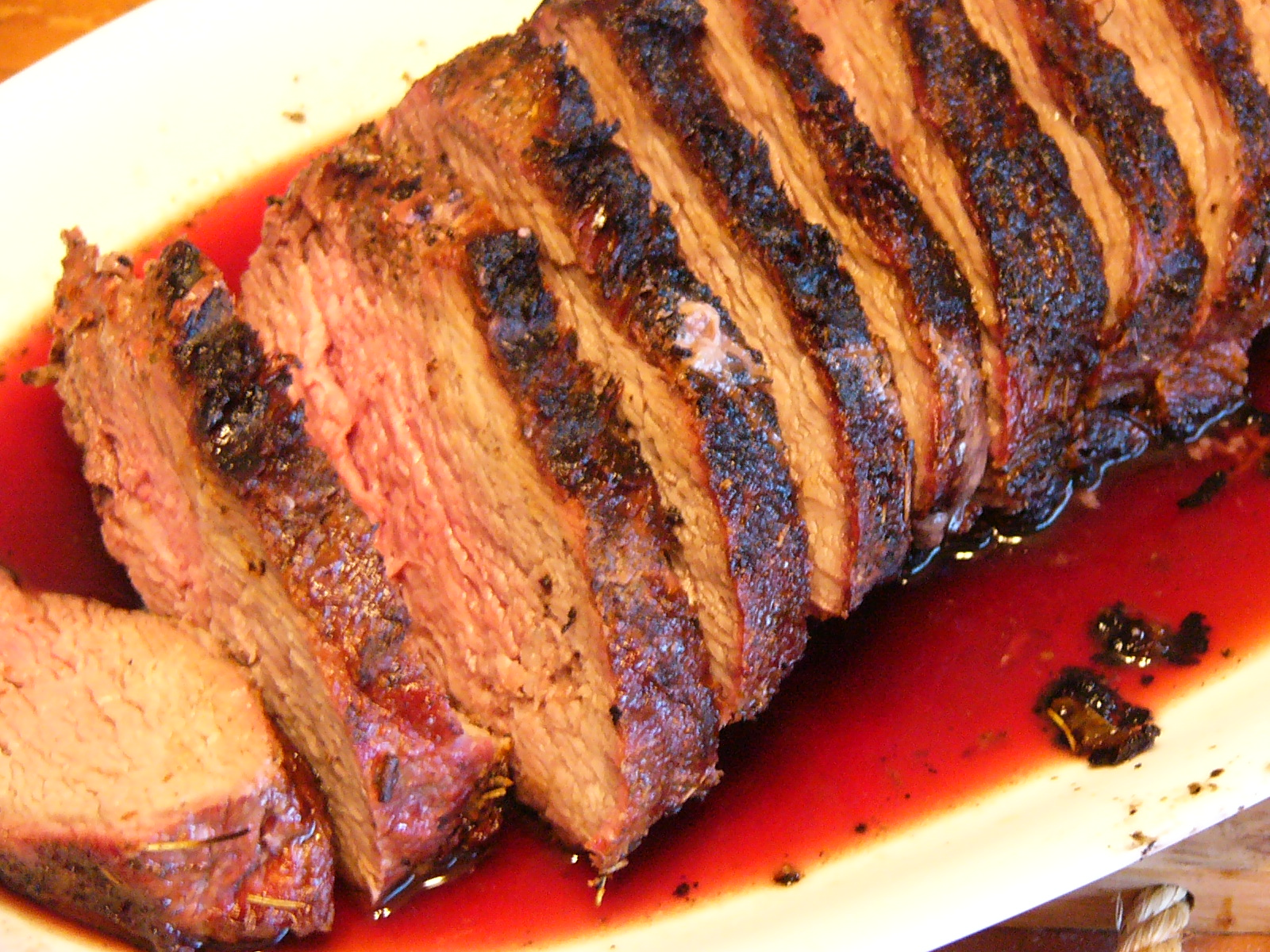... it click it grilled tri tip steak w black argentine grilled tri tip