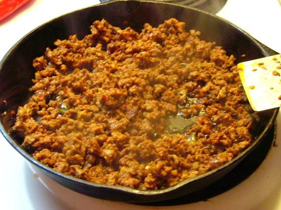 1 - Browning Chorizo