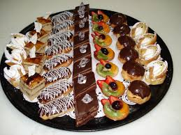 Tea Pastries