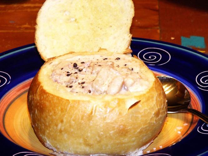 New England Clam Chowder (4)