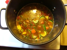 Autumn Minestrone Soup (106)
