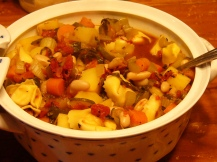Autumn Minestrone Soup (108)