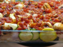 Easy Chicken Bake with Vegetables (6)