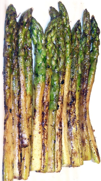 Pan Seared Asparagus Tips (2)