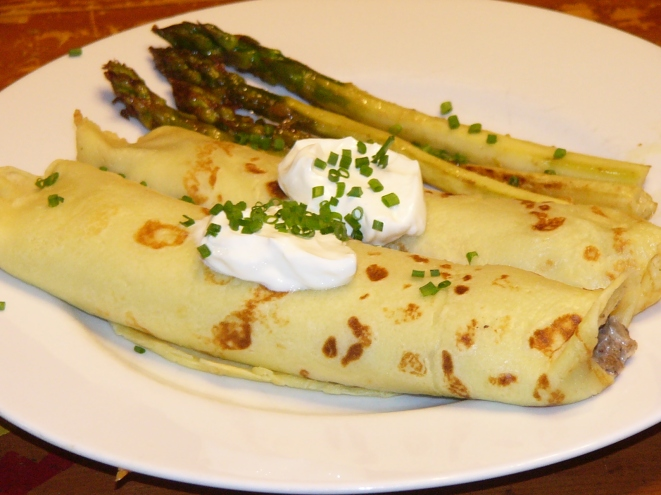 Stroganoff Stuffed Crepes (7)