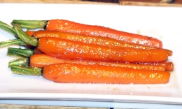 Glazed Carrots (2)