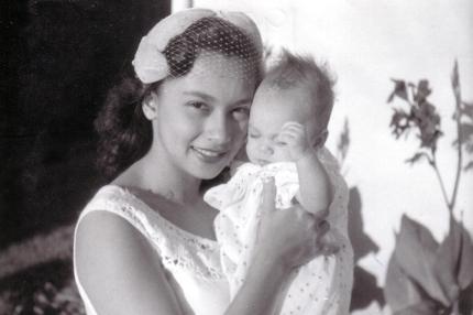 1955 Mary Lou Farley & Rosemarie Farley Malin (1)