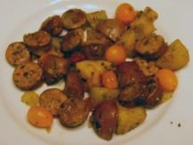 Italian Chicken Sausage & Potatoes (13)