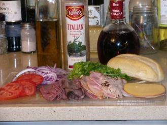 Sub Sandwiches (2)