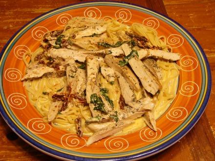 Creamy Tuscan Chicken (4)
