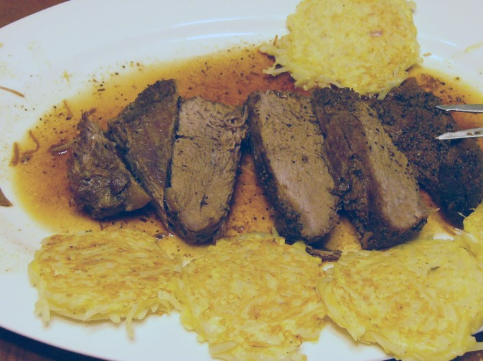 Crock Pot Tri Tip Roast