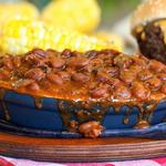 Slow Cooker Smokehouse Bacon Beans