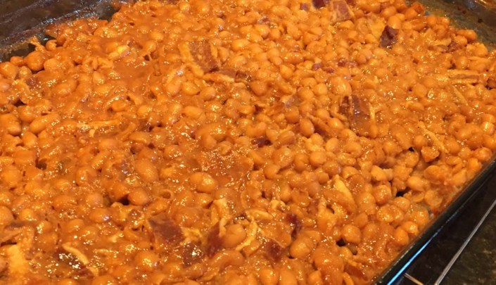 Old Fashion Baked Beans