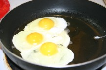 Clarified Dirty Fried Eggs (2)